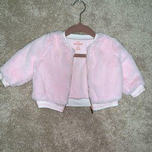 Pink Snuggle Jacket